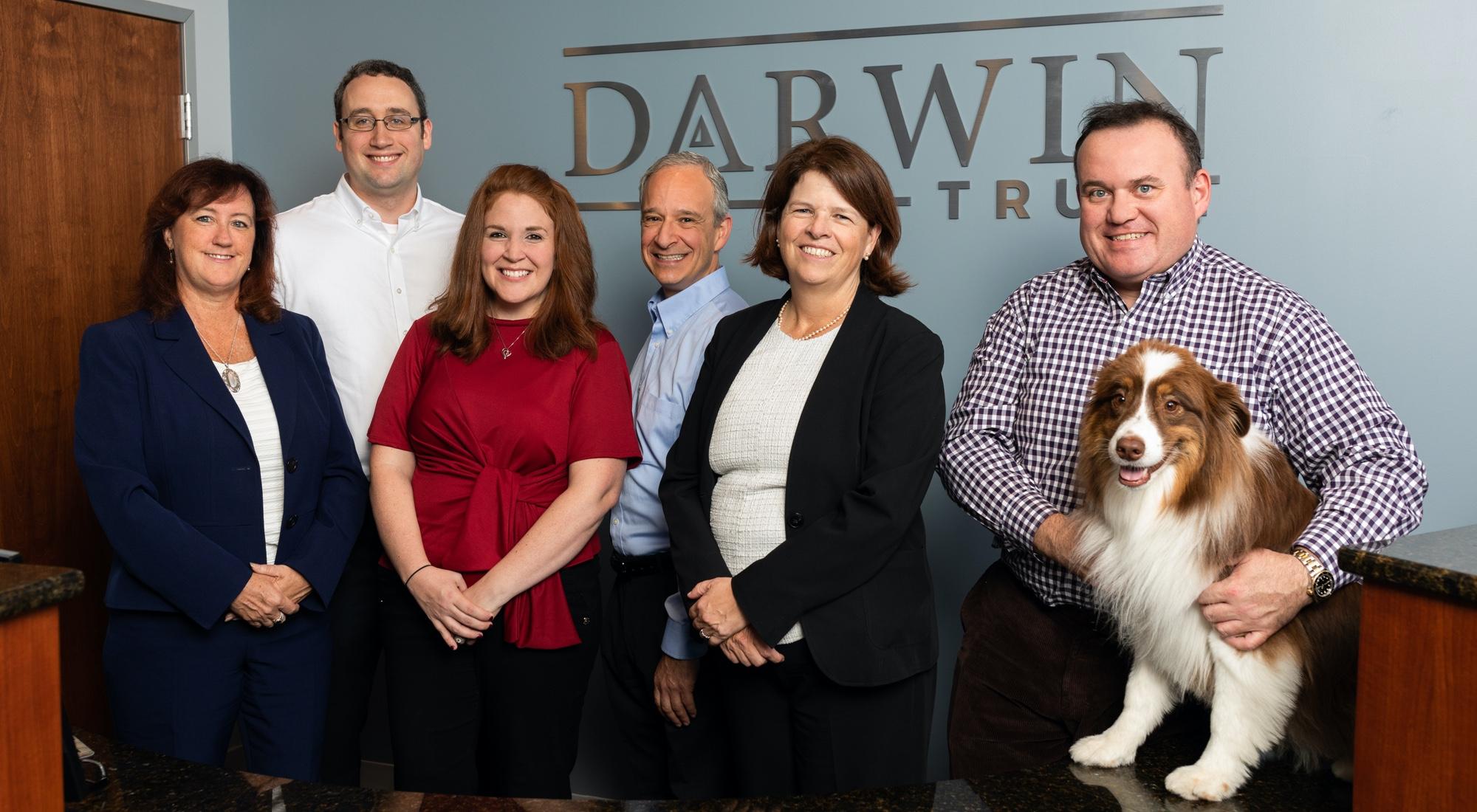 About Darwin Trust